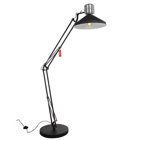 Anne Lighting Floorlamp Anne Zappa aluminium ø38,5x180cm noir