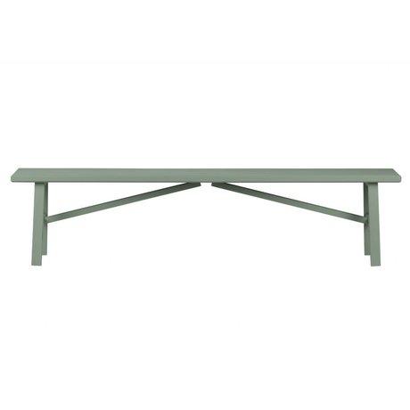 vtwonen Side by Side Stuhl grün Beton 37,5x160x30cm