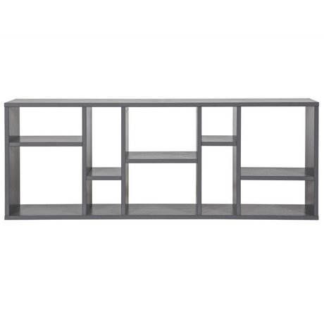 vtwonen Typ Fall Horizon grau Stahl 50x130x20cm