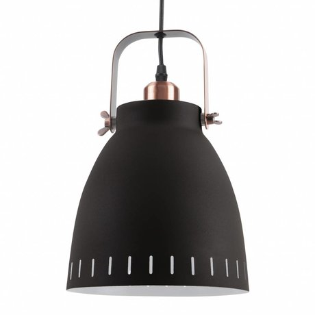 Leitmotiv Hanglamp pendant mingle black metal Ø26,5x19x26,5