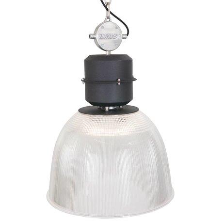 Anne Lighting Hanglamp Clearvoyant transparant metaal kunststof 41,5x210cm