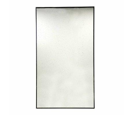 HK-living 100x175x3cm métallique étage Miroir