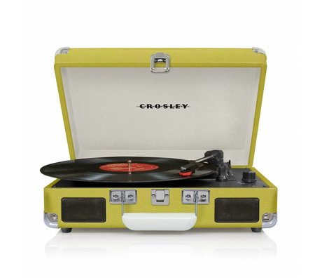 Crosley Radio Crosley Cruiser Deluxe green