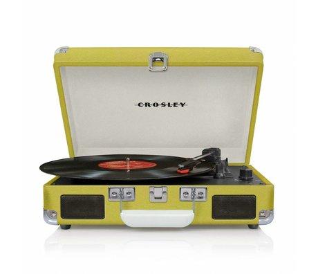 Crosley Radio Crosley Cruiser Deluxe grün