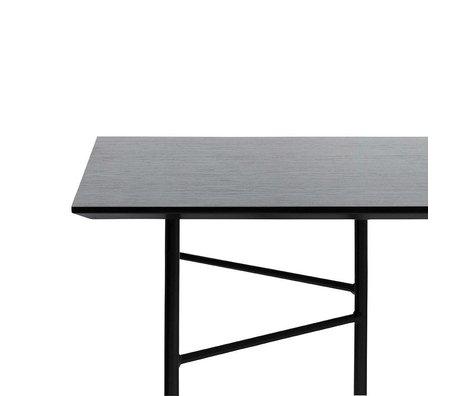 Ferm Living Mêlez tableau noir placage 210x90x2cm