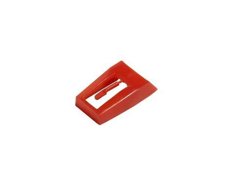Crosley Radio Crosley Ersatz Nadel NP6 Kunststoff rot