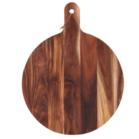 Housedoctor Snijplank naturel hout 1,5x50cm