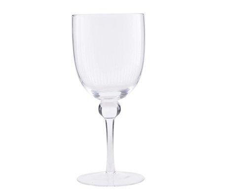 Housedoctor Wijnglas Spectra glas 8,8x 19,5cm