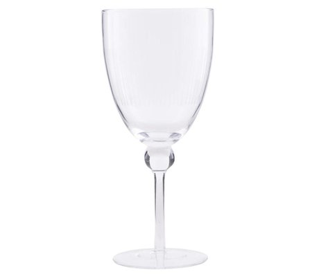 Housedoctor Wine glass Spectra glass ¯9,5x 21cm