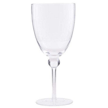 Housedoctor Wijnglas Spectra glas 9,5x 21cm