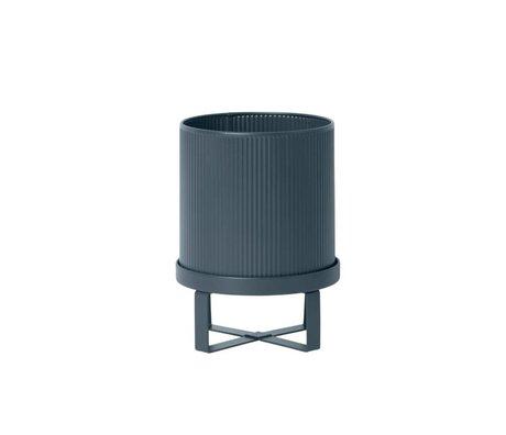 Ferm Living Pot Bau noir Petit Ø18x24cm