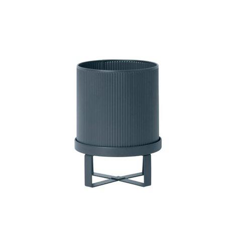 Ferm Living Pot Bau donkerblauw Small Ø18x24cm