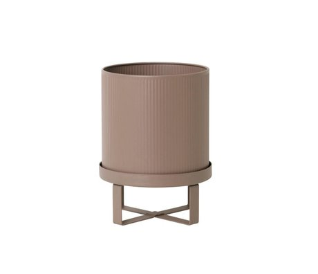 Ferm Living Pot Bau dusty roze Small Ø18x24cm
