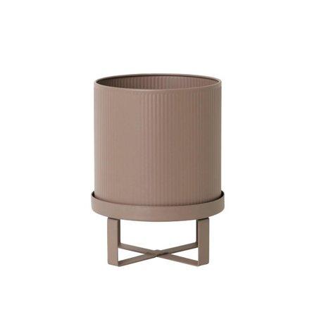 Ferm Living Pot Bau poussiéreux rose Petit Ø18x24cm