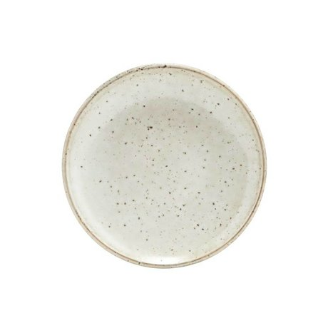 Housedoctor Gebaks plaque en céramique grise lac 15,2