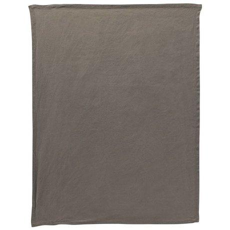 Housedoctor Par toile verte dishtowel 70x50cm