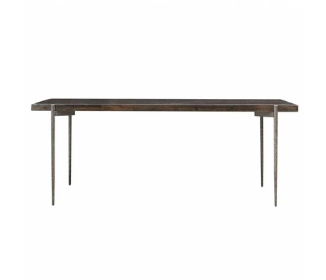 Housedoctor Dining table Close wood 200x90x78cm