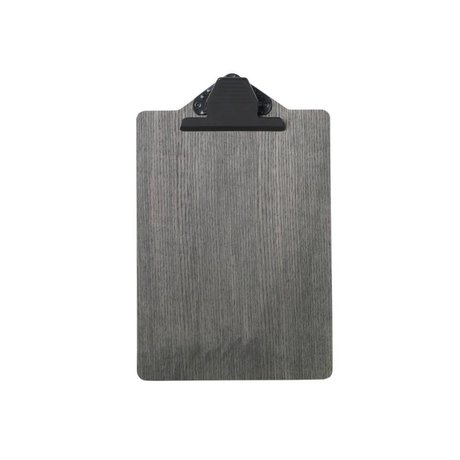 Ferm Living Klembord A5 zwart hout 17x25,5cm