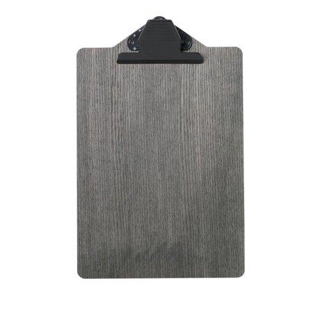 Ferm Living Klembord A4 zwart hout 23x31,5cm
