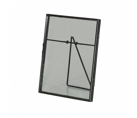 BePureHome Fotolijst Gallery zwart metaal 18x14,7x1,7cm