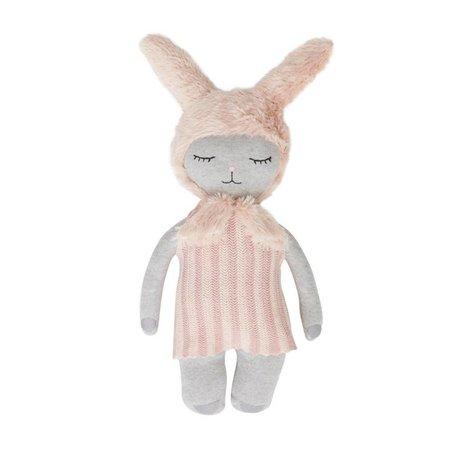 OYOY Hopsi bunny pop multicolour 47x24cm