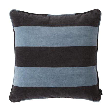 OYOY Kissen Confect blau Baumwolle 50x50cm