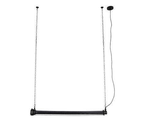 Zuiver Hängelampe Prime XL schwarz Metall 130x13,5x200cm