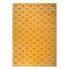LEF collections Vloerkleed Sydney oker geel textiel 160x230cm