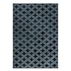 LEF collections Vloerkleed Sydney midnight blue textiel 160x230cm