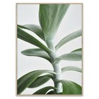 Paper Collective Poster Green Home 04 groen wit papier 40x30cm