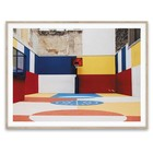 Paper Collective Poster Cities of Basketball 03 multicolour papier 30x40cm