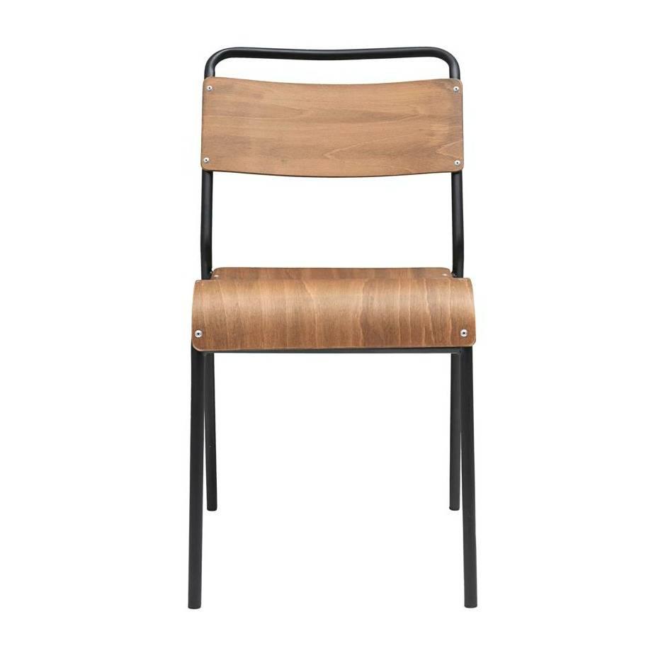 la chaise originale de salle manger est un atout la table manger housedoctor a donn la chaise dcole traditionnelle un look moderne - Chaises Originales Salle A Manger