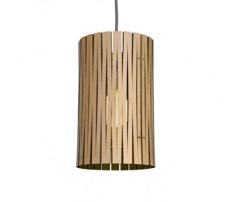 Graypants Hanging lamp Selwyn black cardboard Ø18x32cm