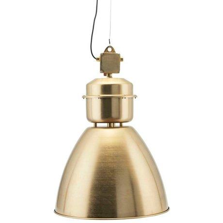 Housedoctor Lampe à suspension Volumen laiton or métal L Ø54x60cm