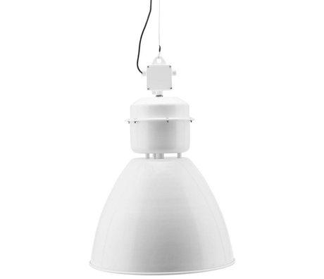 Housedoctor Hanging lamp Volume white metal L Ø54x60cm