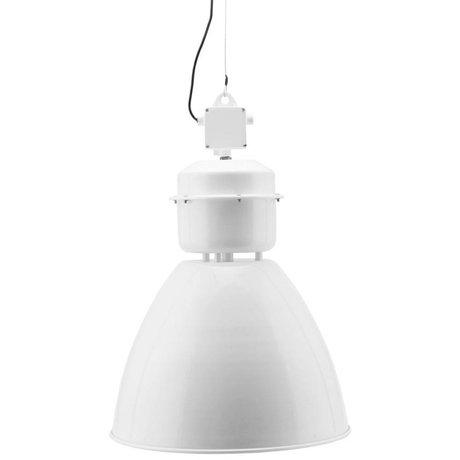 Housedoctor Hanglamp Volumen wit metaal L Ø54x60cm