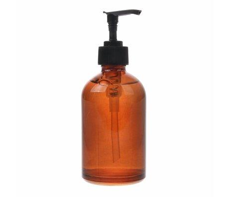 HK-living Hand soap HK.9 Coconut vanilla 200 ML 6,5x6,5x16,5cm