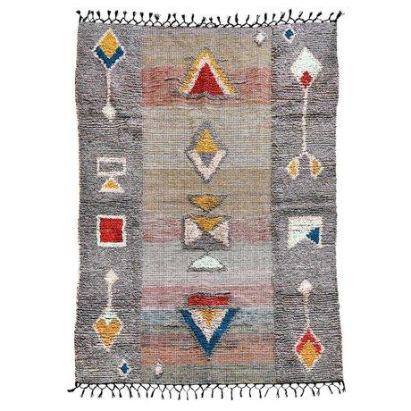 Housedoctor Tapis Amara multicolore textile 200x140cm