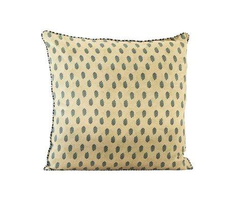 Housedoctor Cushion cover Flora multicolour cotton 50x50cm