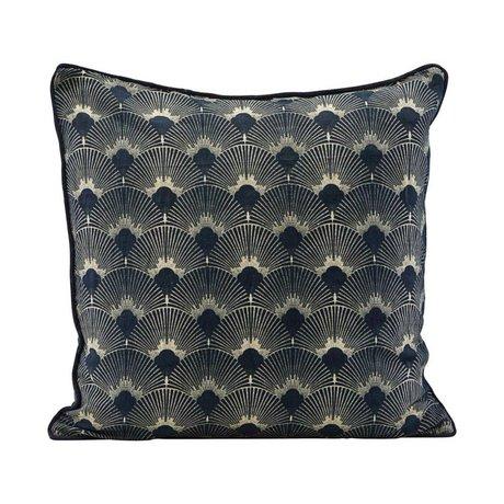 Housedoctor Kissenbezug Ananda Multicolor Textil 50x50cm