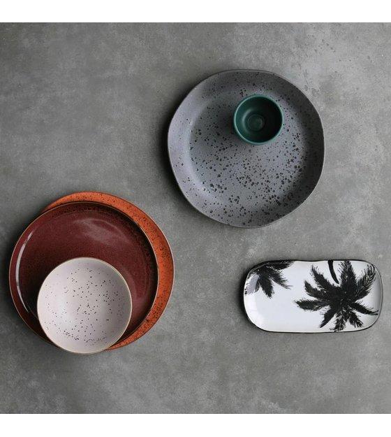 Dinner Plate Cerise Ceramics Bold
