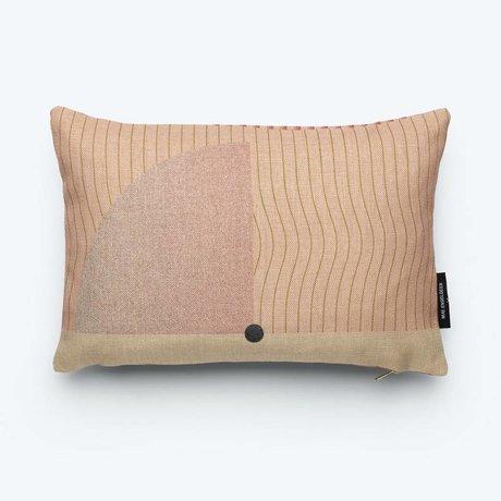 FÉST Throw pillow Dot (Fest x Mae Engelgeer) multicolour cotton 45x30cm