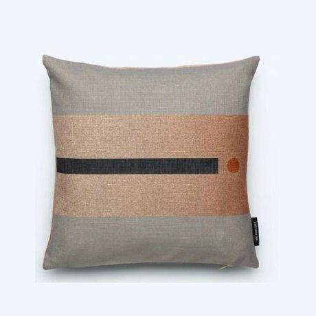 FEST Amsterdam Throw pillow Dash (Fest x Mae Engelgeer) multicolour cotton 45x45cm
