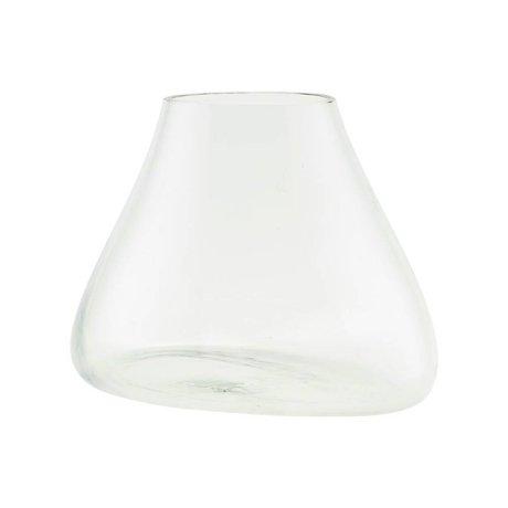 Housedoctor Vase Terrarium en verre Ø30x25cm