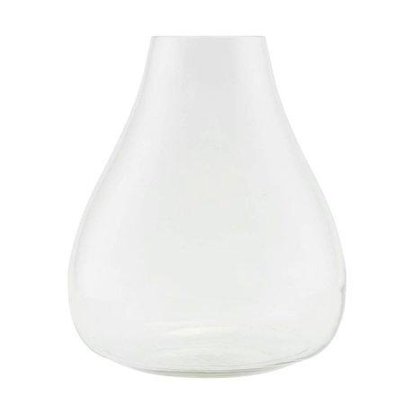 Housedoctor Vase Terrarium en verre Ø30x35cm
