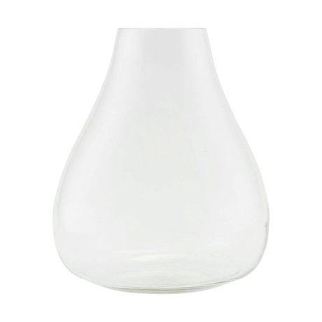 Housedoctor Vase Terrarium glass Ø30x35cm
