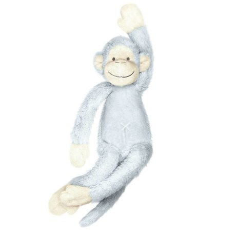 KEK Amsterdam Wandaufkleber Affe Mickey blauen 13x32cm