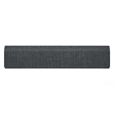 Vifa Bluetooth speaker Stockholm 2.0 anthracite gray aluminum textile 110x10x21,5cm