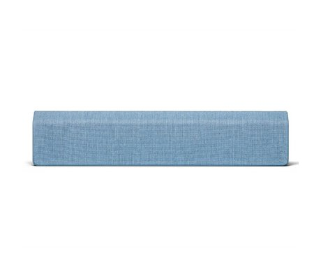 Vifa Bluetooth speaker Stockholm 2.0 ice blue aluminum textile 110x10x21,5cm