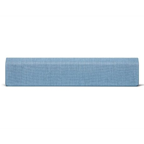 Vifa Bluetooth haut-parleur Stockholm 2.0 bleu glacier aluminium textile 110x10x21,5cm